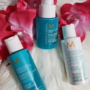 Other - Moroccanoil complete color.